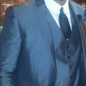 John Varvatos 3-piece suit